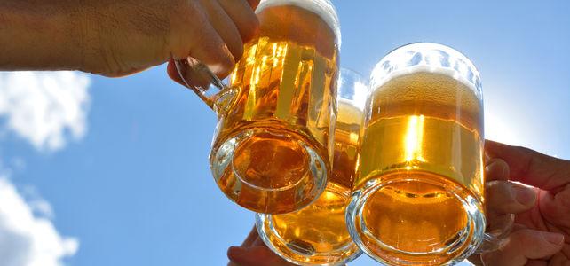 Alkoholkonsum Corona